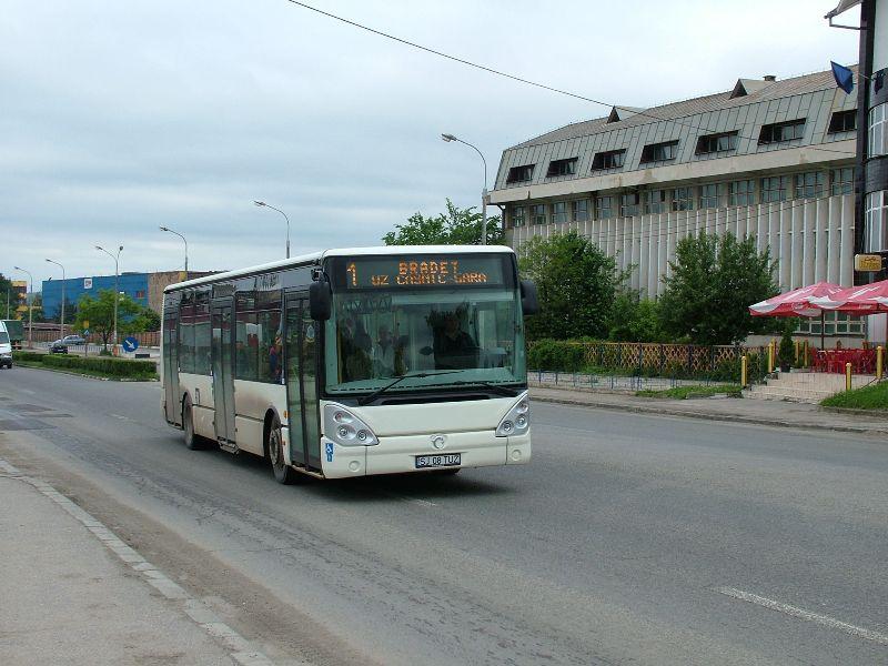 O nouă linie de transport public în Zalău