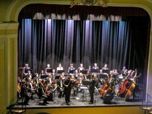 Orchestrei Allegria, la superlativ. Aplauzele publicului au prelungit concertul de la Zalău