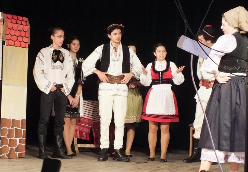 Concurs de teatru pentru elevi, la Cehu Silvaniei