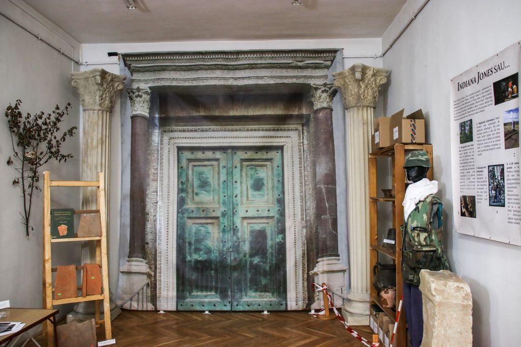 Oamenii faini de la Muzeul Județean de Istorie și Artă Zalău