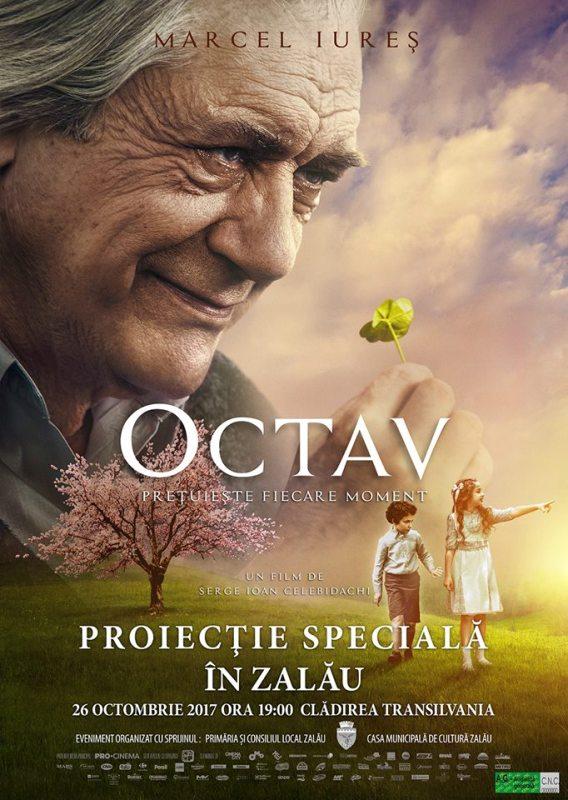 Filmul Octav cu Marcel Iureș ajunge la Zalău