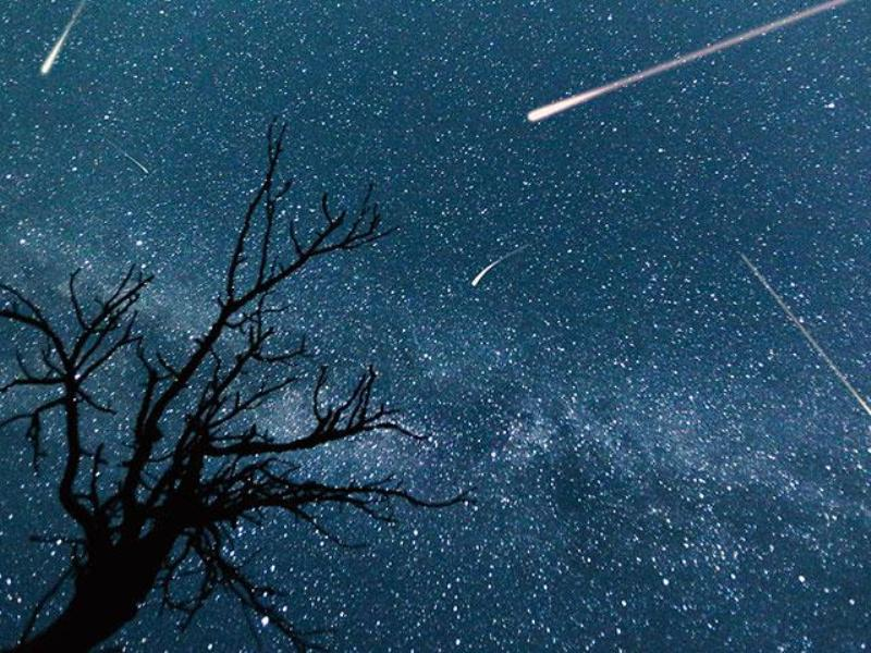 Orionidele – ploaia de meteori va fi la apogeu în 20-22 octombrie 2017