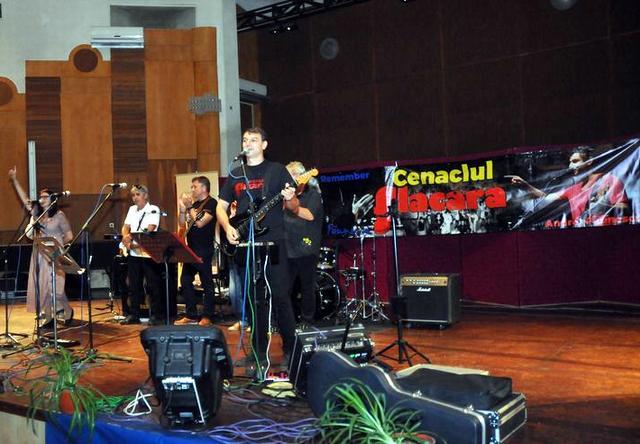 Remember Cenaclul Flacăra – Adrian Păunescu, la Zalău