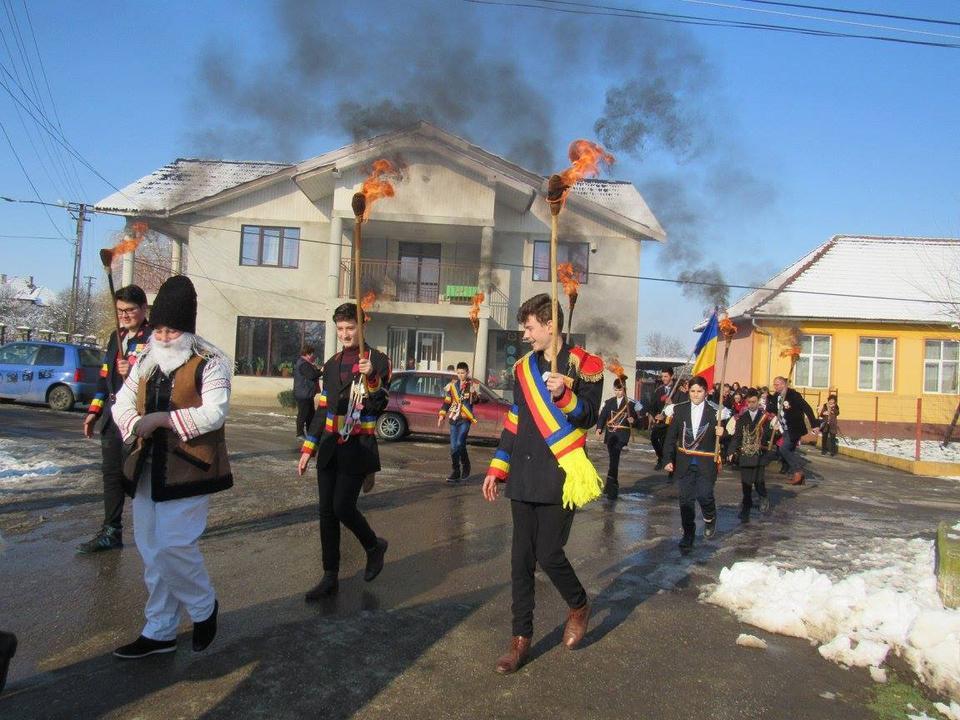 Unirea Mică, sărbătorită la Bocșa
