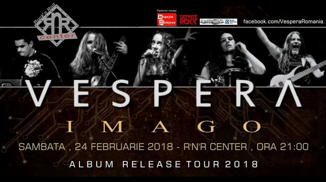 Concert Vespera și lansare de album, la Zalău