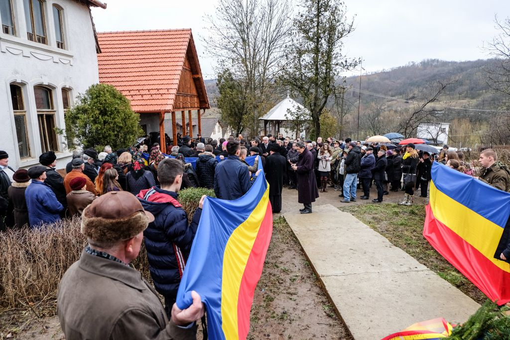 Împreună pentru Iuliu Maniu, acasă la el, la Bădăcin