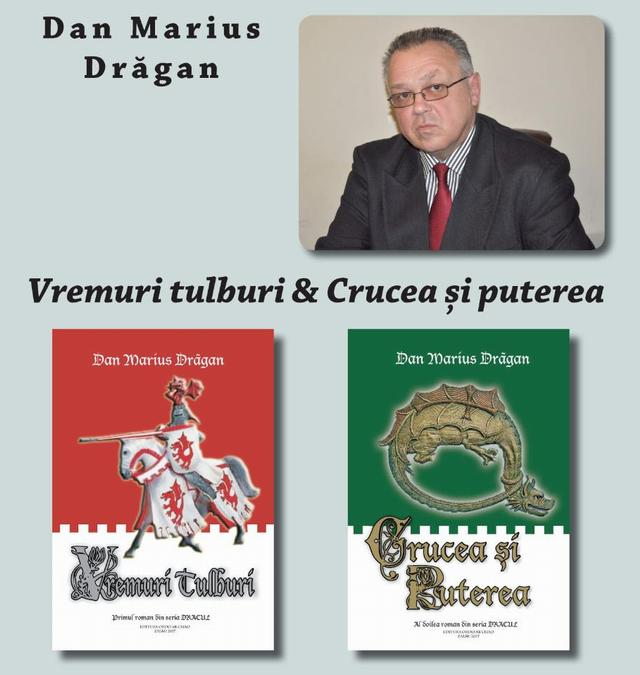 Lansare de carte Dan Marius Drăgan