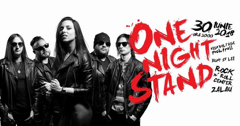 Grupul Onenightstand din Sibiu, în concert pentru prima dată la Zalău