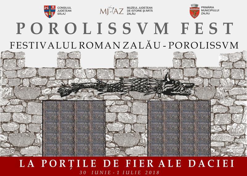 La Porțile de fier ale Daciei - două zile de reconstituire istorică la Porolissum Fest Festivalul Roman Zalău-Porolissum