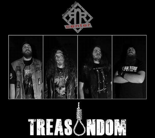 Grupul Treasondom din Târgu Mureș revine în concert în Rock'n Roll Center din Zalău