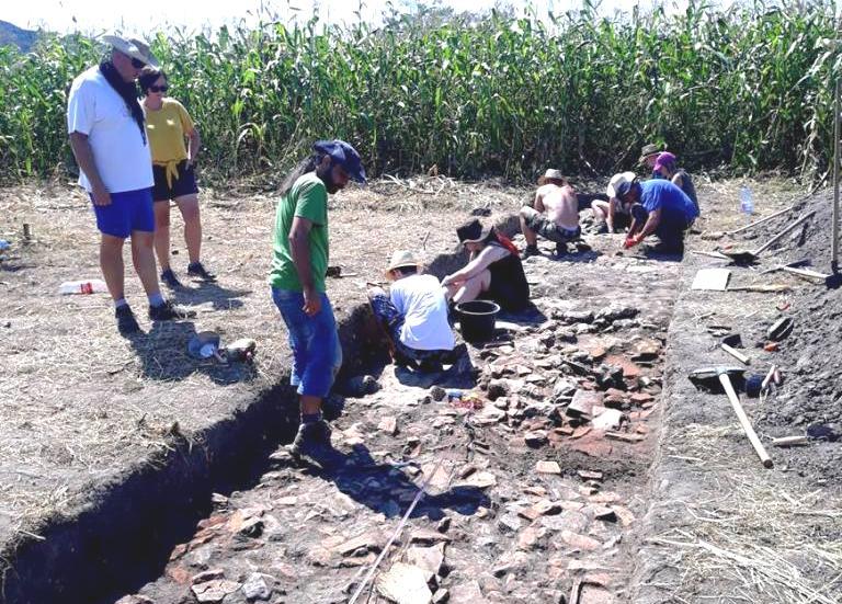 Descoperiri arheologice la Castrul de la Romita