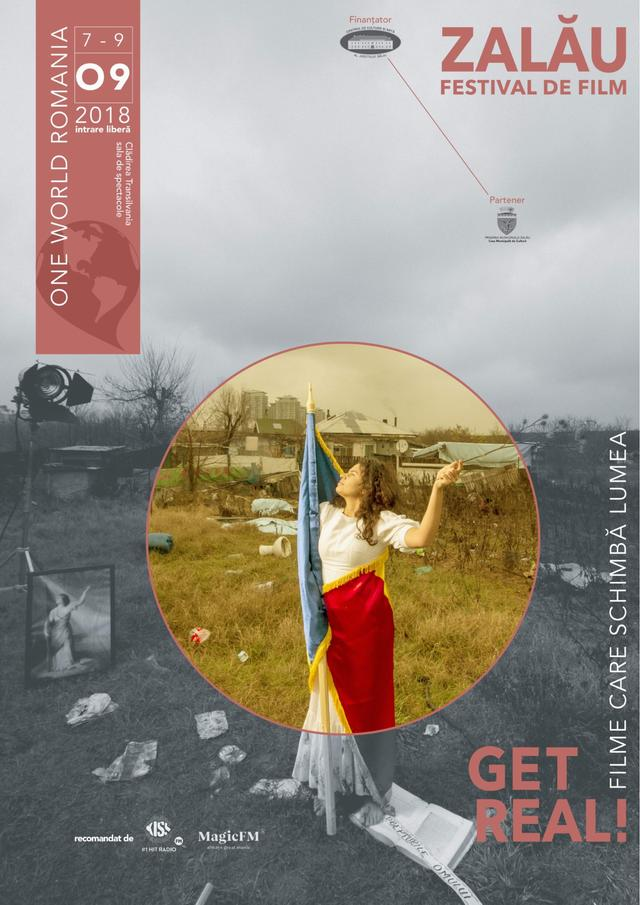 """Prima ediție a festivalului de film """"One World Romania la Zalău"""""""