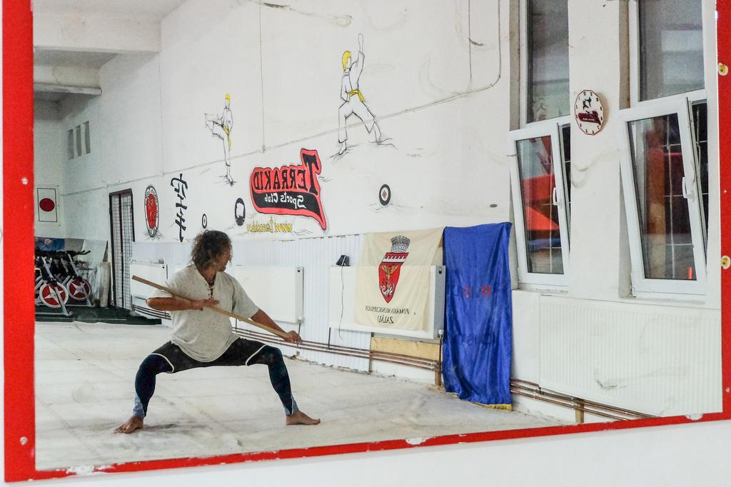 Arte marțiale la miezul nopții - II. Stima de sine