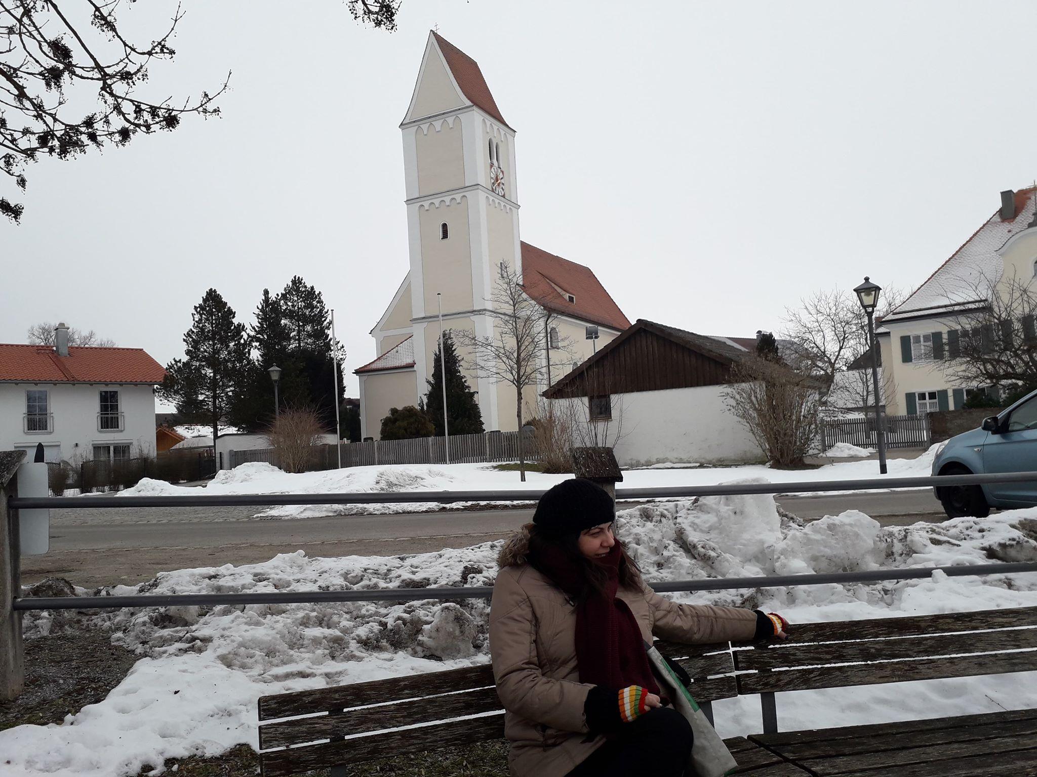 Zălăuan, în satul bavarez în care mai toate gospodăriile au grajduri cu Joiane