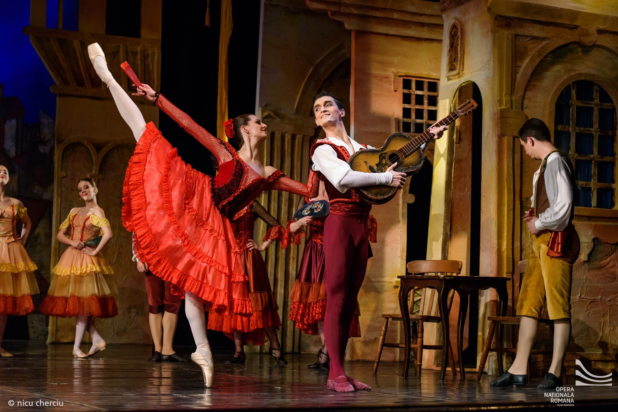 Spectacol de balet, pe scena din Zalău
