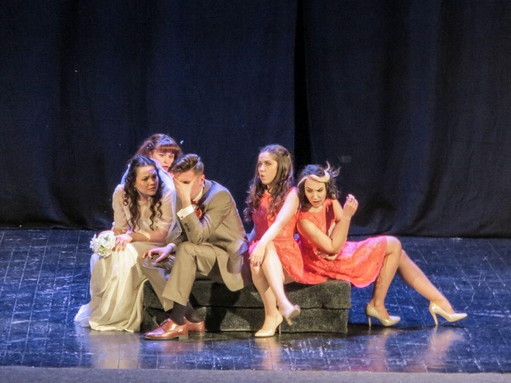 Zălăuanii au petrecut Ziua Îndrăgostiţilor cu 14 poveşti de dragoste, în compania unor tineri actori entuziaşti