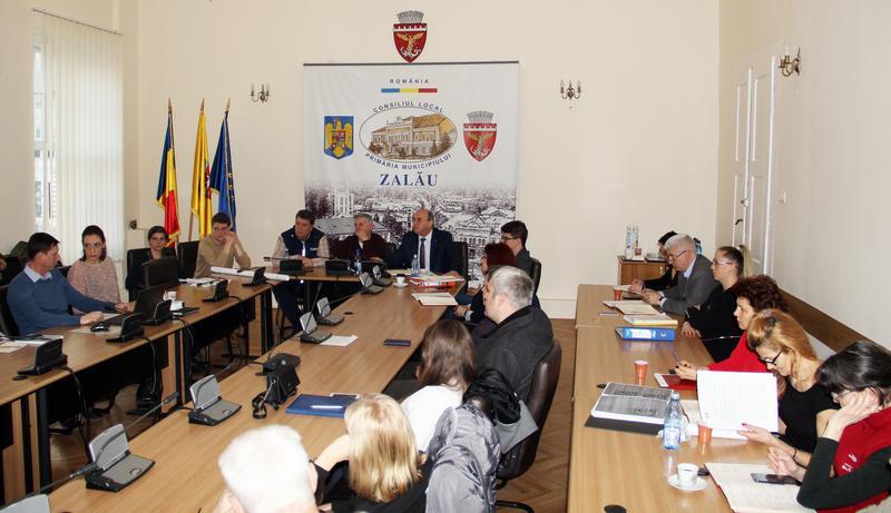Planul Urbanistic General al municipiului Zalău, pe masa de lucru a Primăriei
