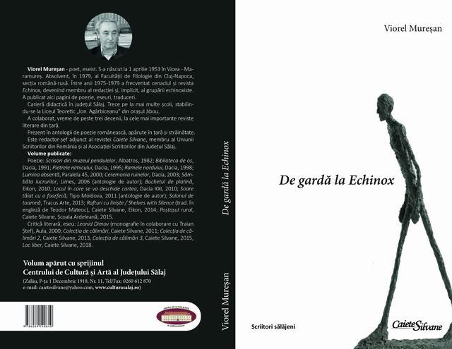 """Apariție editorială: Viorel Mureșan - """"De gardă la Echinox"""""""
