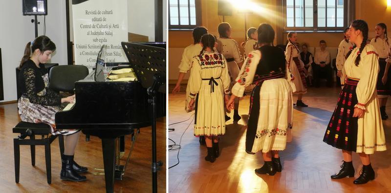 Școala Populară de Arte și Meserii, două spectacole dedicate Mărțișorului și Zilei Femeii