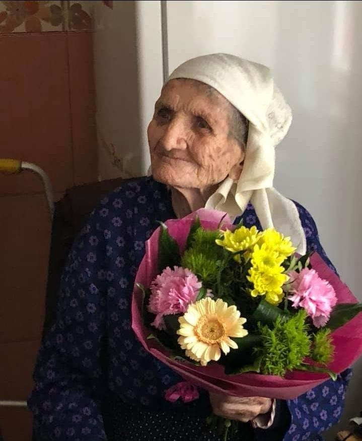 Fiica Anei și a lui Ion al Glanetașului a împlinit 95 de ani