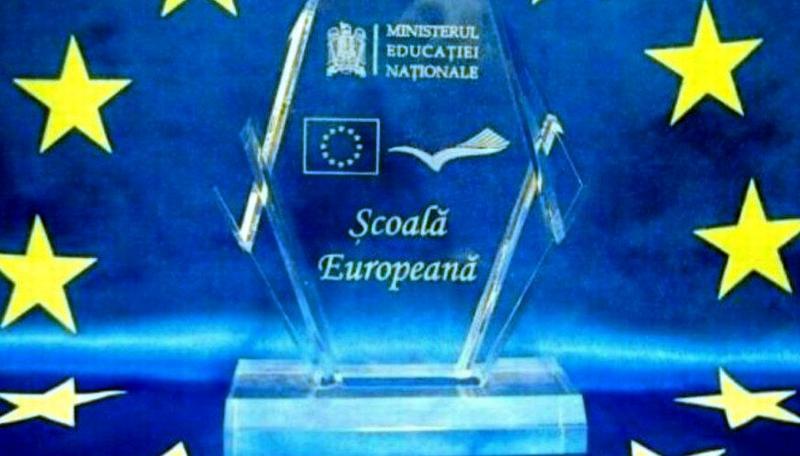 """Școala Gimnazială """"Silvania"""" din Șimleu Silvaniei, câștigătoare la Competiția Naţională """"Şcoală Europeană"""""""