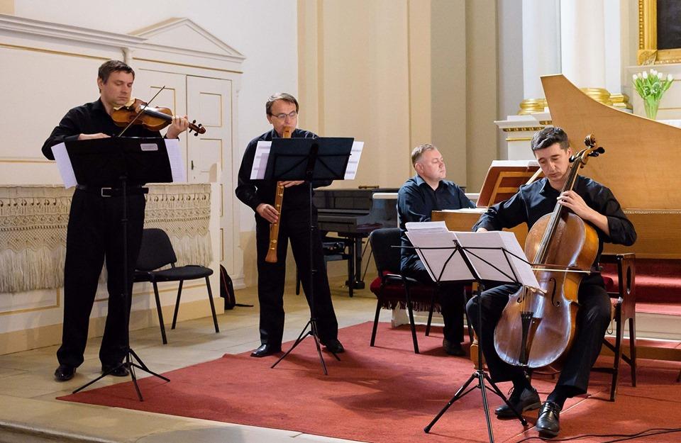 Ansamblul Baroc Transylvania concertează în preambulul festivalului Bathory la Şimleu Silvaniei
