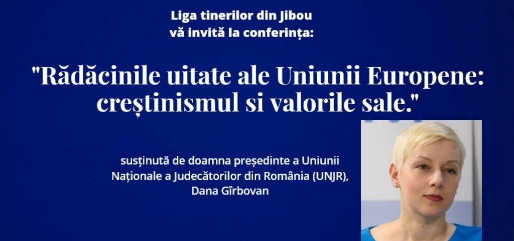 Conferință, la Jibou, despre: Rădăcinile uitate ale Uniunii Europene