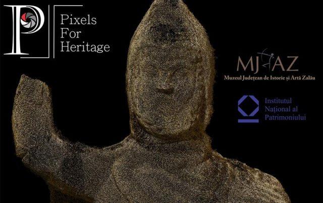 Monumentele istorice și arheologice din Sălaj, conservate digital prin programul Pixels for Heritage