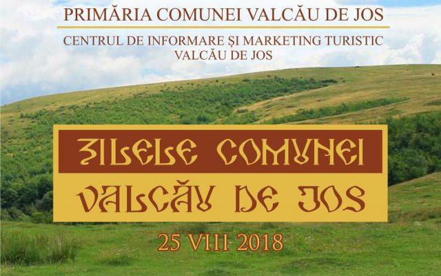 Zilele Comunei Valcău de Jos, 25 august 2019