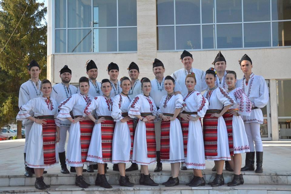 "Ansamblul Folcloric ""Someșul"" Jibou, la Festivalul-concurs de Folclor din Mioveni"