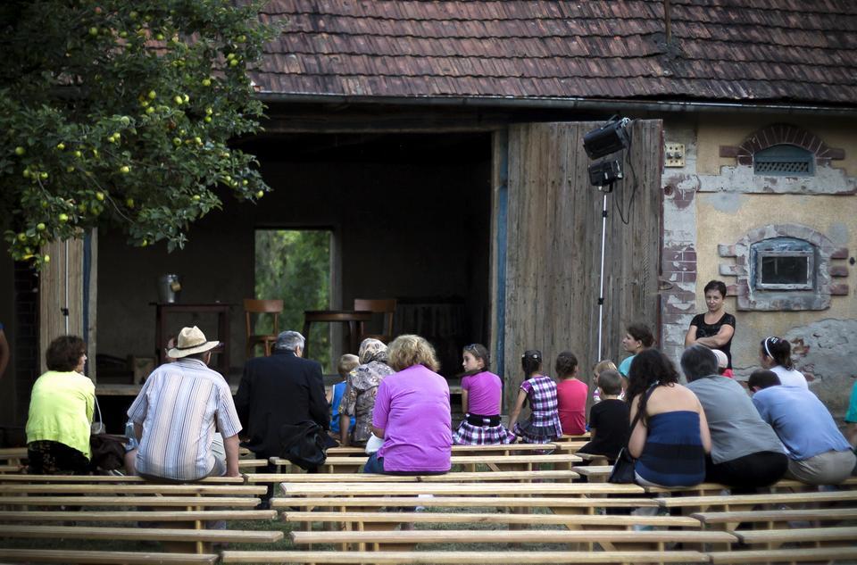 Cultură'n Șură  aduce teatru de vară la țară, în trei sate din Sălaj
