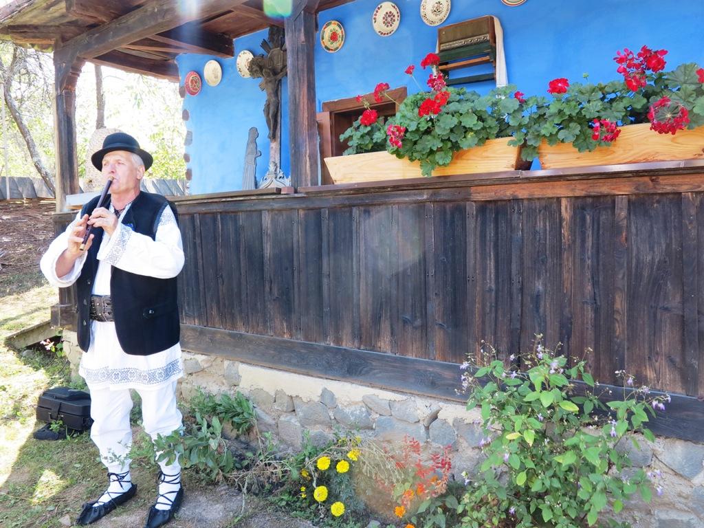 Tradiție și spiritualitate, în cinstea țăranului român, în Casa Birăiții de la Iaz