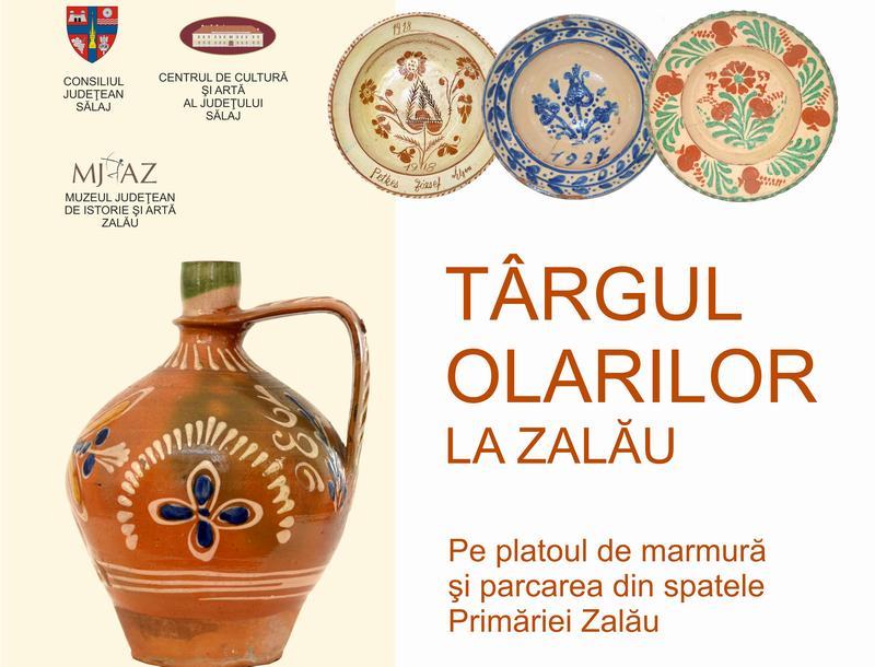 Ceramica, în prim-plan: Târgul olarilor, la Zalău