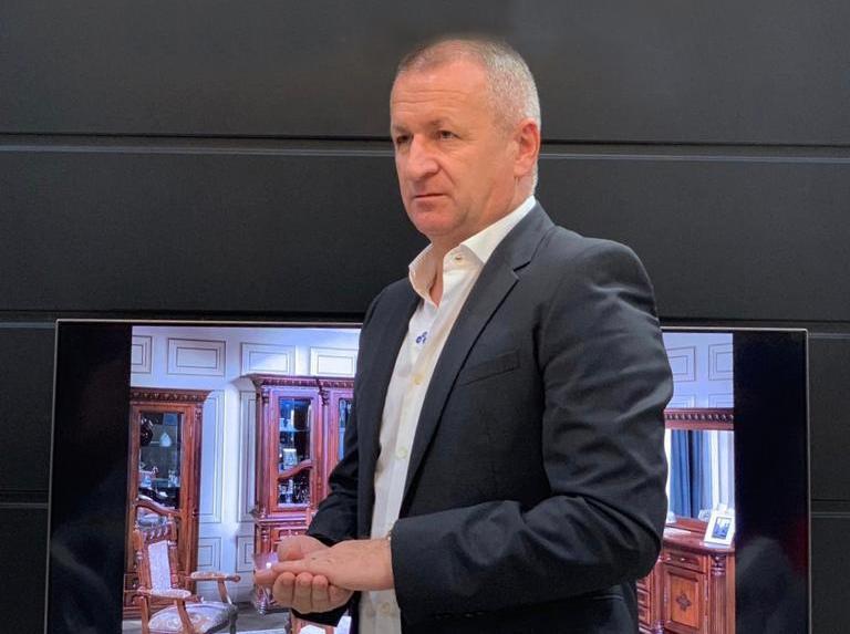 Dumitru Blaga, directorul general Simex,  a fost ales vicepreședinte al Asociației Producătorilor de Mobilă din România
