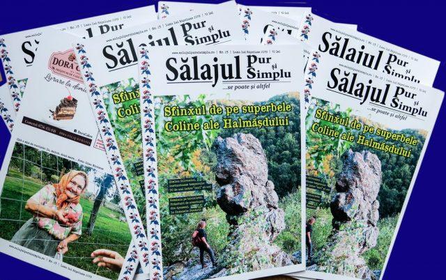 A apărut ediția lunii septembrie a revistei Sălajul pur și simplu