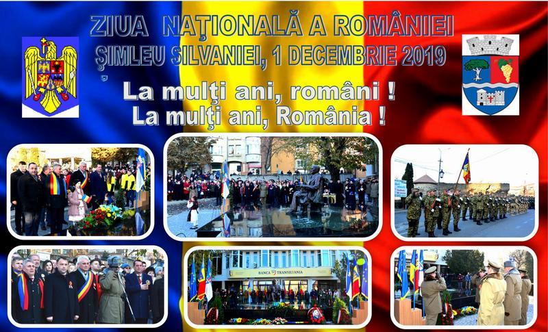 Evenimente dedicate Zilei Naţionale a României, la Șimleu Silvaniei
