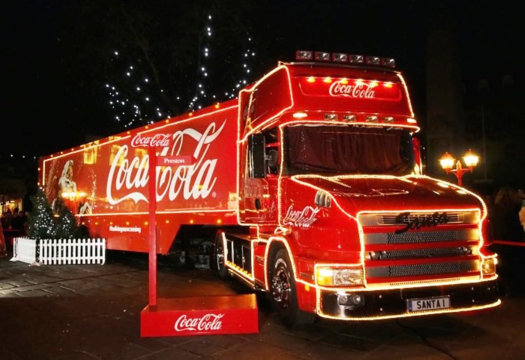 În 19-20 decembrie, Caravana Coca Cola vine la Zalău, dar și la Șimleu Silvaniei
