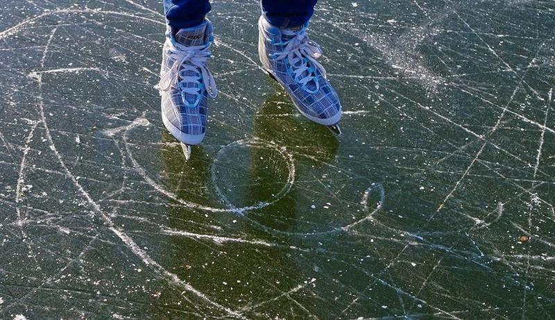 Acces gratuit la patinoar pentru zălăuani