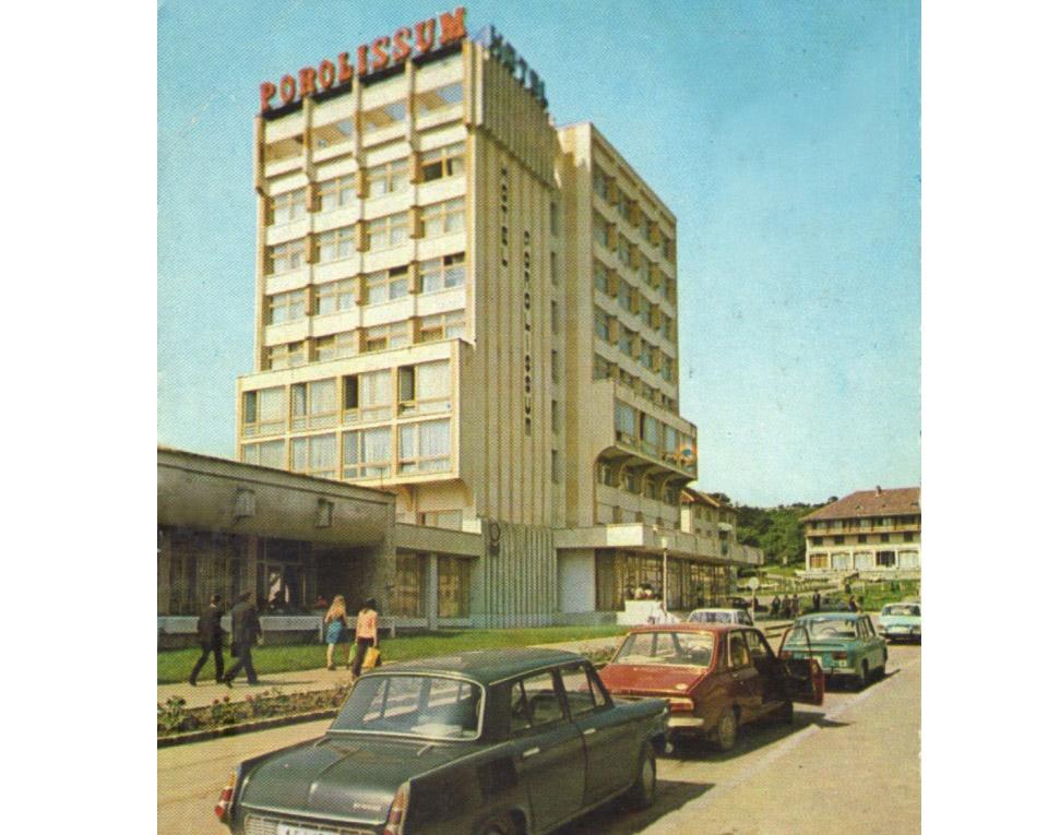 Zalăul anilor '80, când mașinile se numărau din par în impar, iar locurile de parcare erau mai mult decât de ajuns
