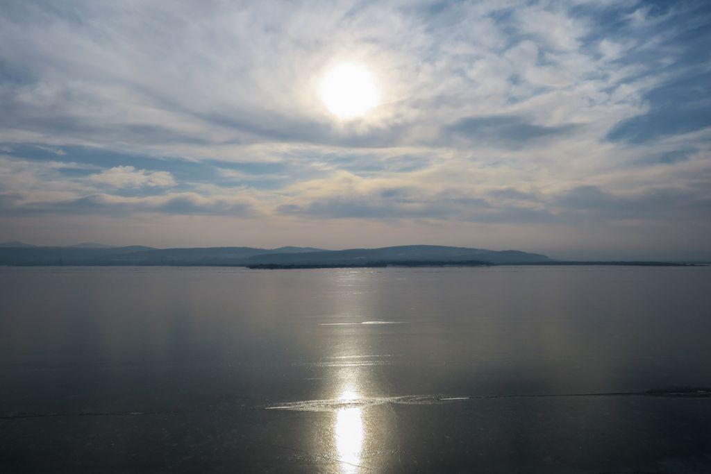 Regatul de gheață al lacului Vârșolț