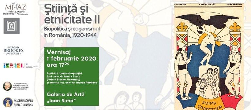 """""""Știință și etnicitate II"""", la Muzeul Judeţean de Istorie şi Artă - Zalău"""