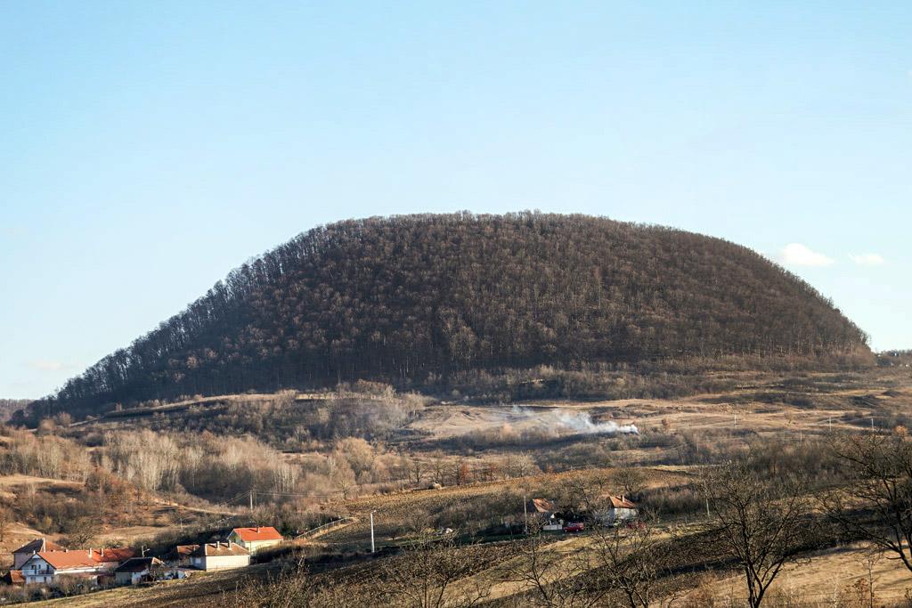 Măgura Moigradului, un deal cum altul nu-i