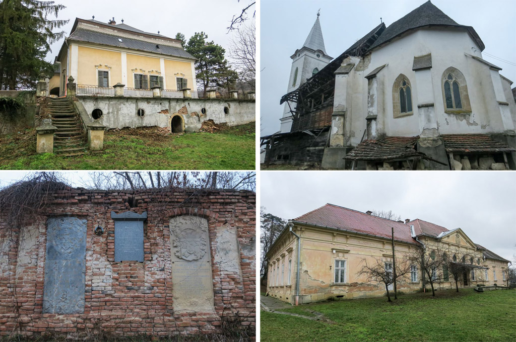 Două castele, o biserică ruptă-n două, capela funerară a familiei Wesselényi. Parte din vechiul comitat Solnocu de Mijloc, ulterior din cel al Sălajului şi, din 1968, aparținând judeţului Satu Mare, satul Hodod e încărcat de istorie