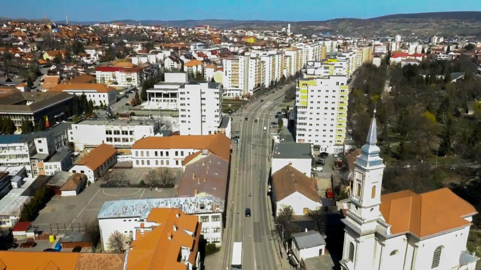 Sălăjenii pot circula fără declarație în Zona Metropolitană Zalău