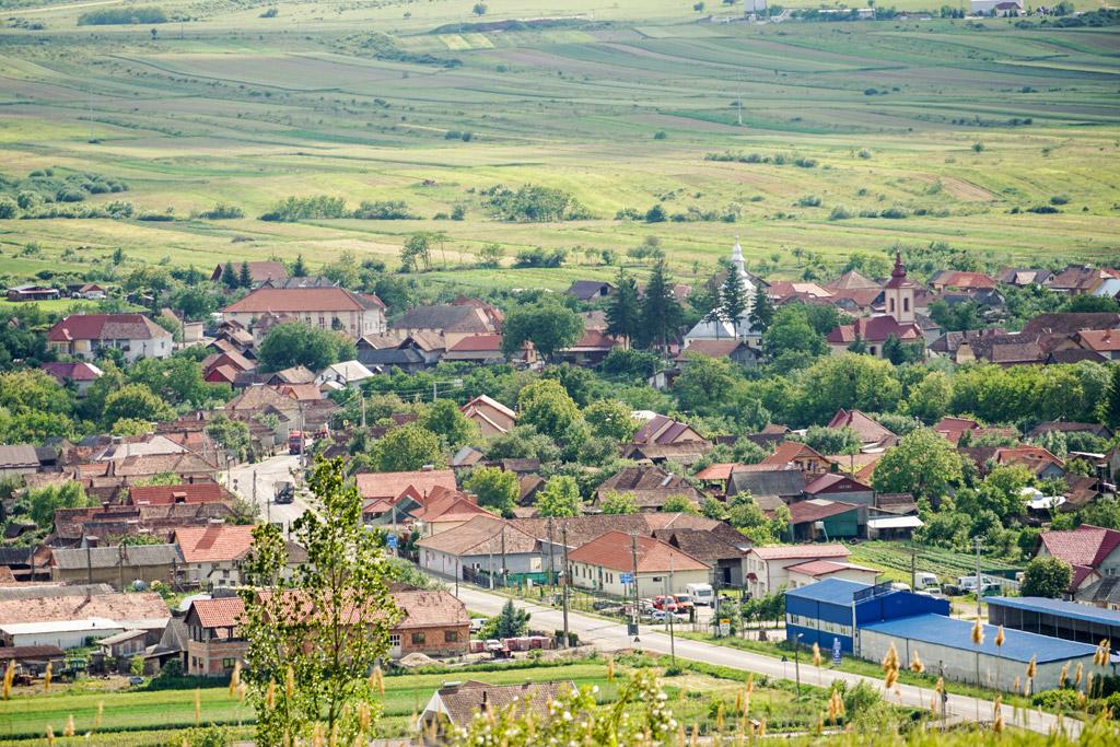 Vârșolț, satul natal al revoluționarului pașoptist  Iacob Deleu