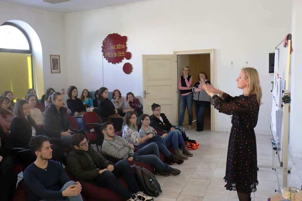 """Proiectul """"Eu și mintea ta"""", derulat de tineri liceeni din Zalău, a ajuns la final"""