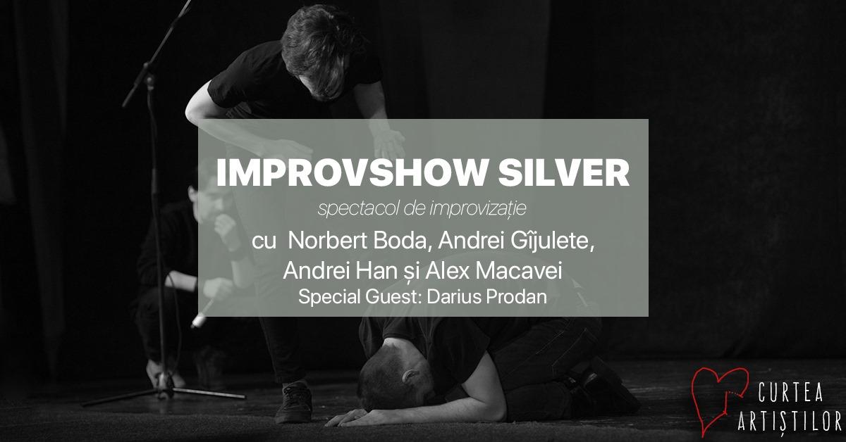 Improvshow Silver, noua propunere Pro Teatru pentru zălăuani