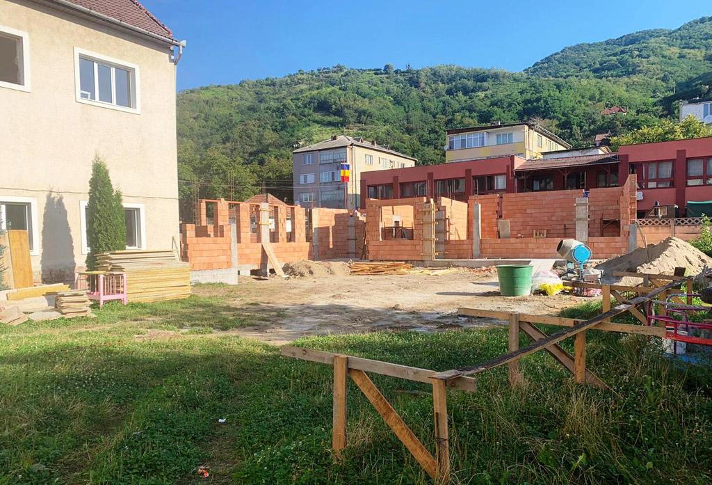 Grădinița de copii cu program prelungit nr.2 din Șimleu Silvaniei, reabilitată și modernizată