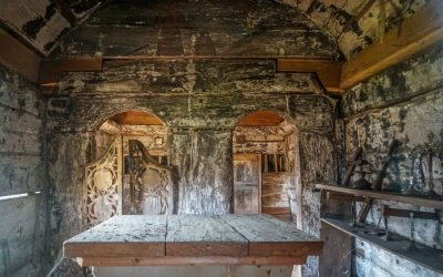 Biserica de lemn din Baica, peste 370 de ani de istorie