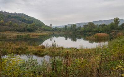 Lacurile cu șomotei de pe râul Almaș
